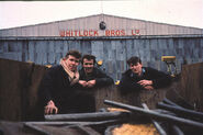 A 1970s Whitlock Brothers factory photo and staff