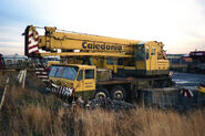 A 1970s Smith Of Rodley LT30 TD Foden Cranetruck