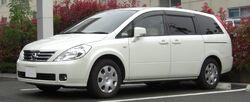 2003–2006 Nissan Presage V 2.5