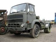 A 1970s LEYLAND Mastiff Haulage Tractor Diesel 4X2