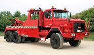 A 1980s Scammell S24 6X6 TDI Heavy Wrecker