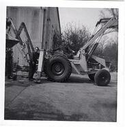 A 1960s Whitlock Fordson Dinkum Digger Loader Diesel