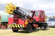 ALLEN T6 Cranetruck 4X2 another one restored