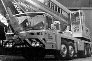 A 1970s Smith Of Rodley LT30 Vickers AWD Cranetruck