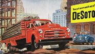 DeSoto truck (Australia) - 1956