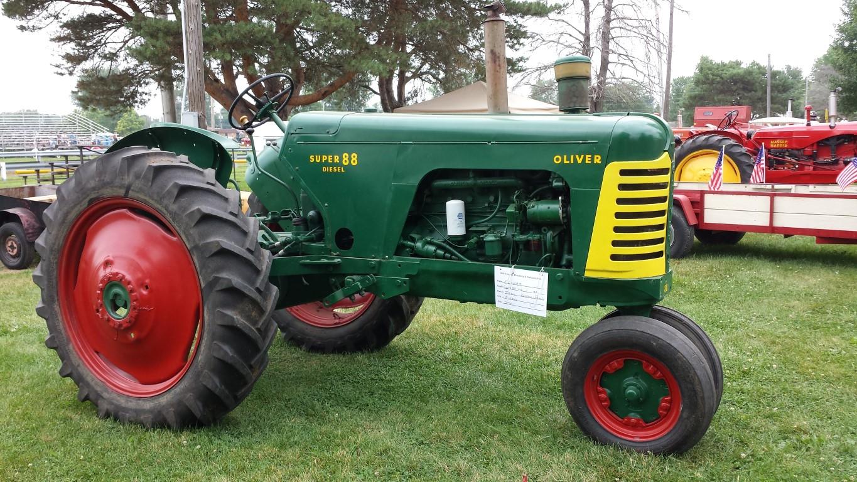 Oliver Super 88