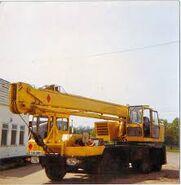 ALLEN-GROVE H1564 Cranetruck 6X4 Diesel