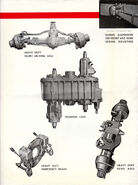 A 1960s Mack Trucks GB Limited Technical Catalogue