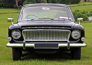 Ford Zephyr 211E head