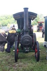 Foreman no. 9801 - The Hamster - D716 JRU at Bill Targett Rally 2011 - IMG 4494