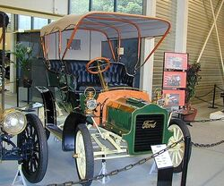 Early 1904 Ford Model F