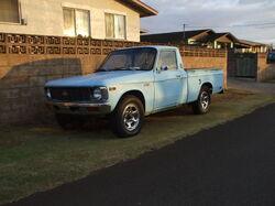 Chevrolet LUV Truck.