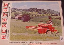Hesston 310 swather - 1968.jpg