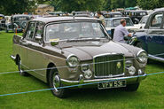 Vanden-Plas Princess 3-litre MkII front