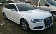 Audi A4L facelift 2 China 2013-02-27