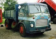 A 1950s LEYLAND Comet Tipperlorry Diesel