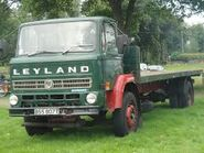 A 1970s LEYLAND Scotstoun Lorry Diesel