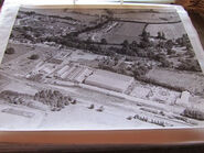 A photyo showing the Whitlock Brothers Limited factory site