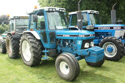 Ford 7810 SII reg F131 HAM at Newby 09 - IMG 2387.jpg