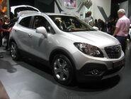 Opel Mokka front-view