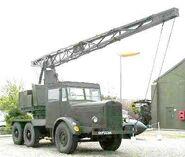 1930s Coles EMA Thornycroft cranetruck