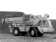 1980s Coles Ranger 520 4WD Mobilecrane