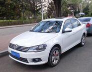 Volkswagen Bora 2013 (Chinese Market), front quarter