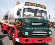 A 1960s LEYLAND Octopus Fueltanker Diesel 8X4