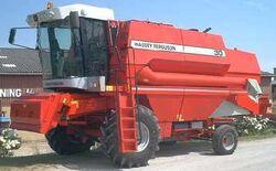 MF 30 combine - 1997.jpg