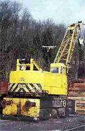 1970s Coles Ranger Railcrane