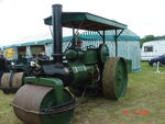 Aveling-Barford ? roller at Belvoir 08 - DSC01217.jpg