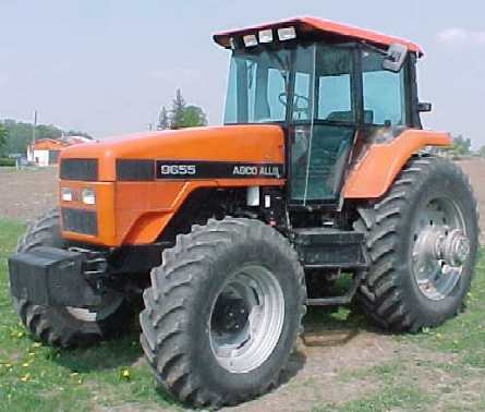 AGCO-Allis 9655