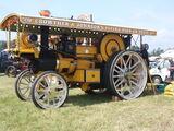 Showman's road locomotive