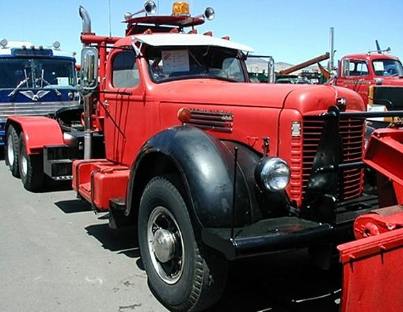 International KBR-12F Truck