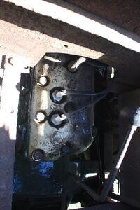 Mercury truck - engine - IMG 0708