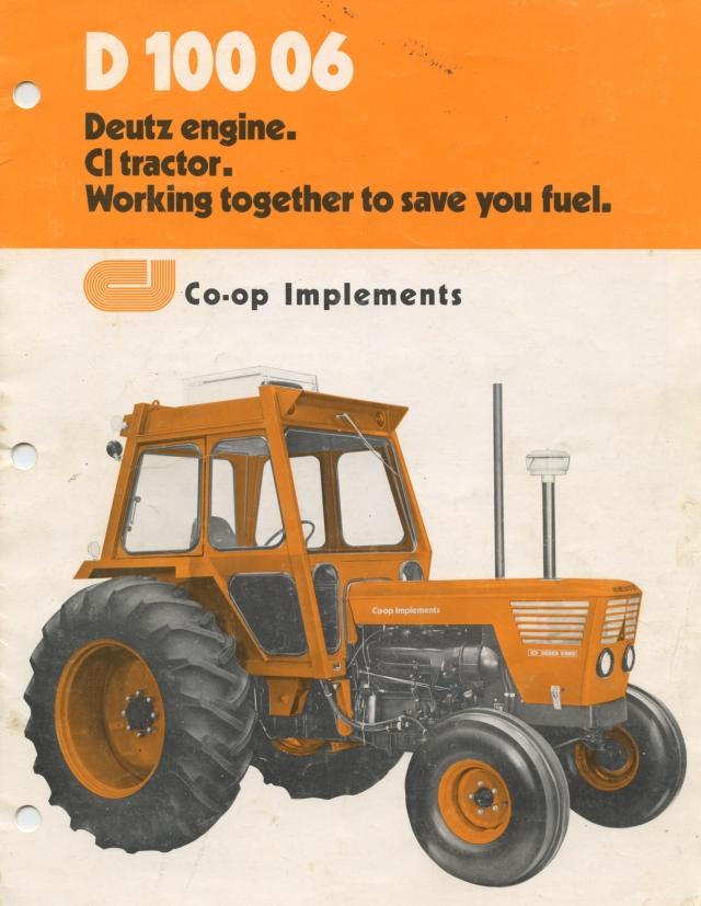 Co-op Implements D 100 06
