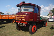 Sentinel no. 6725 - SW - KA 5574 at Hollowell 2011 - Picture 016