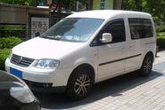 Volkswagen Caddy 01 China 2012-04-28