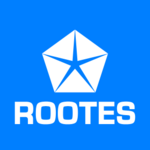 Rootes Group logo after Chrysler takeover.
