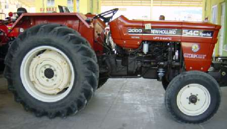 New Holland 54C 2000 Special