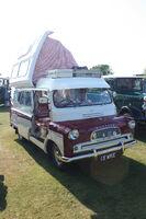 Bedford CA Dormobile Romany - 15 WKE at Riverside 2011 - IMG 8884