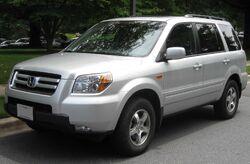 2006–2008 Honda Pilot EX