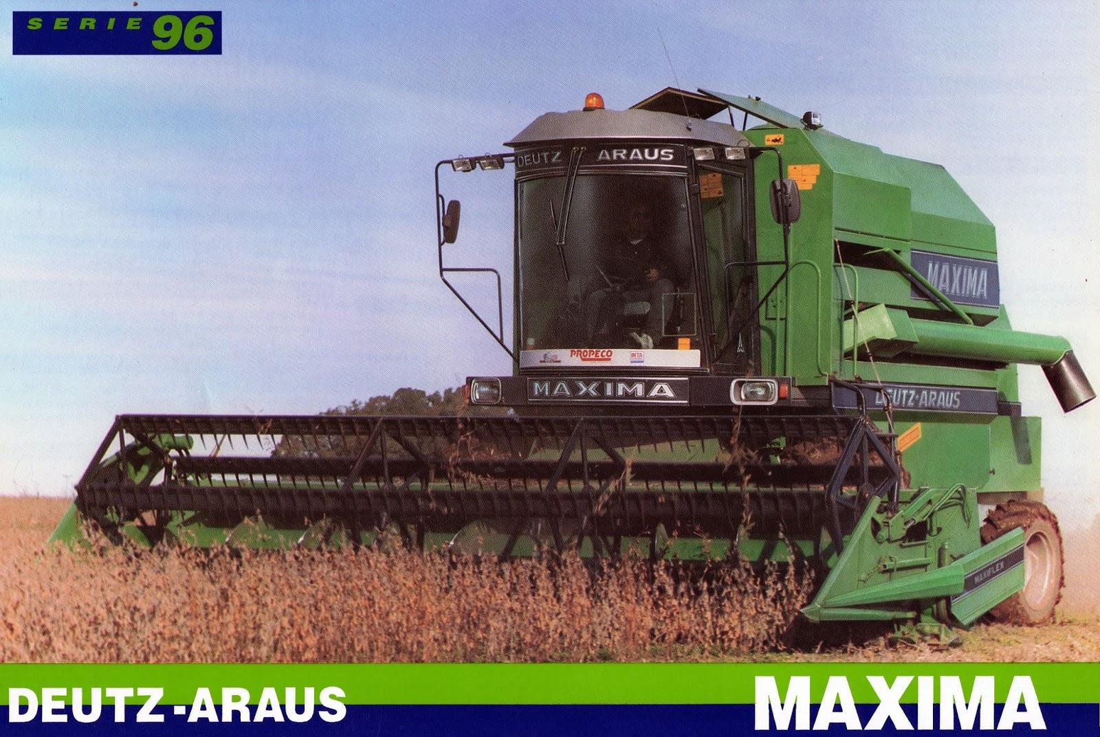 Deutz-Araus Maxima