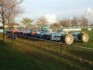 DOE Tractor Register UK Gathering at Newark