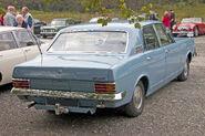 Ford Zephyr 3008E rear