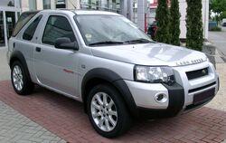 2004-2006 Freelander Sport 3-door