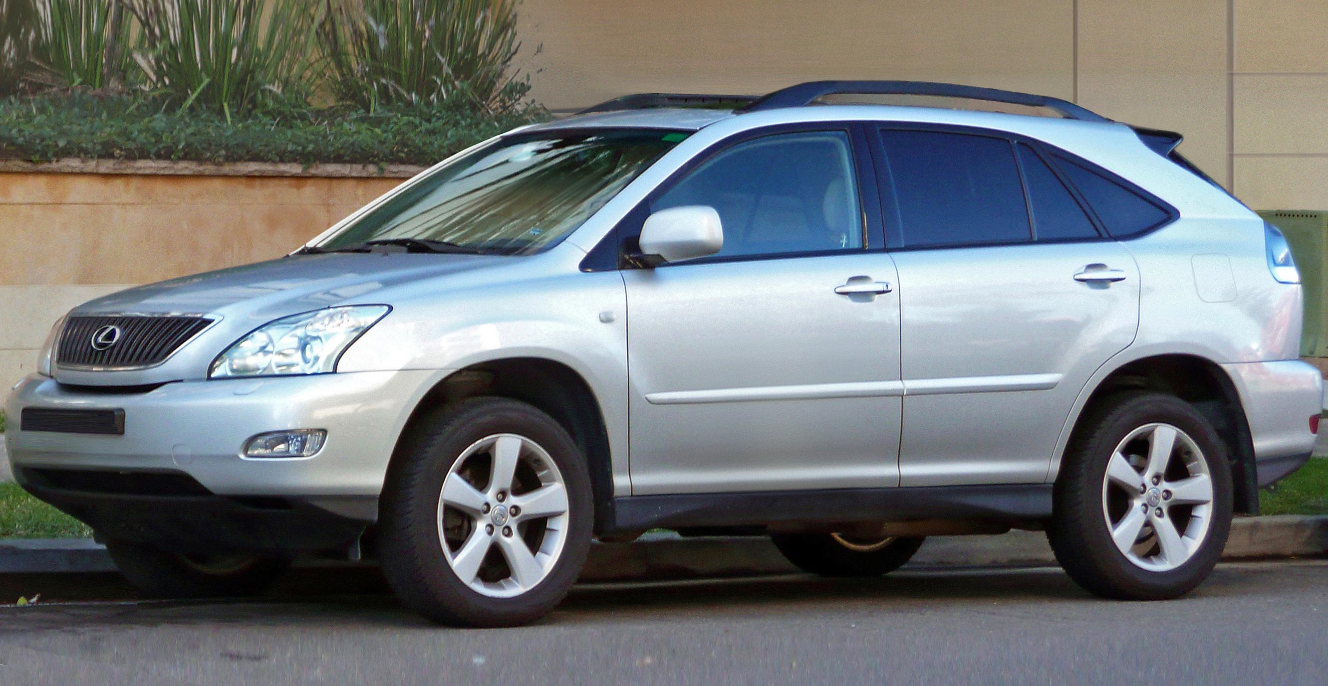 Lexus RX (XU30)