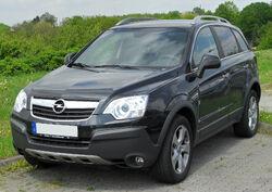2006–2010 Opel Antara (Germany)
