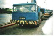 ALLEN T16 Cranetruck 8X4 of the 1980s