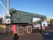 ALLEN-GROVE H1564 Cranetruck 6X4 Diesel in England